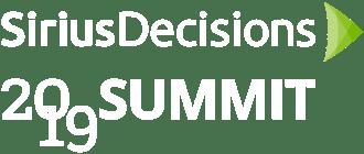 2019SiriusDecisionsSummit-white