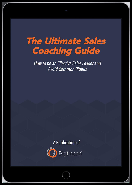 Sales Coaching eBook ss